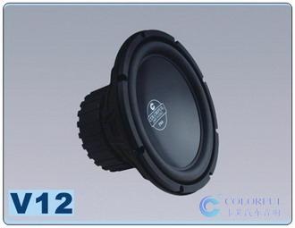 V12 12寸低音单体